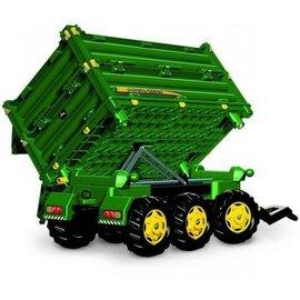 Rolly Toys Multitrailer John Deere 3 assen