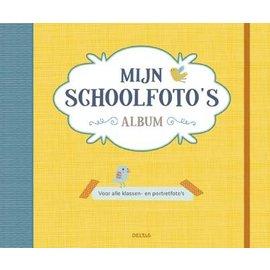 Boeken Mijn Schoolfoto's Album (geel)