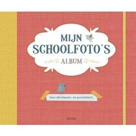 Boeken Mijn Schoolfoto's Album (rood)
