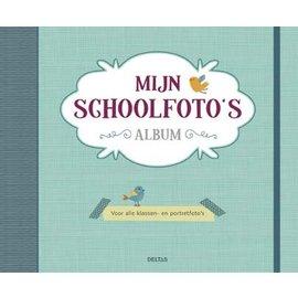 Boeken Mijn Schoolfoto's album (groen)