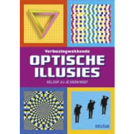 Boeken Verbazingwekkende optische illusies