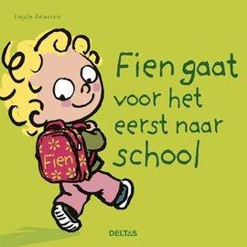 Boeken Fien gaat voor het eerst naar school