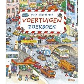 Boeken Mijn allereerste voertuigen zoekboek