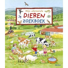 Boeken Mijn allereerste zoekboek - Op de boerderij