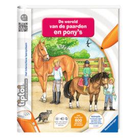 Tiptoi De wereld van Paarden en Ponies