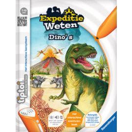 Tiptoi Expeditie weten - Dino's