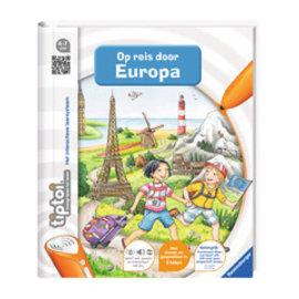Tiptoi Op reis door Europa