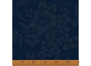 Windham Fabrics Mary's Blenders Blue