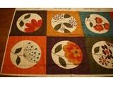 Creation Baumann AANBIEDING - Panels met bijpassende stofjes