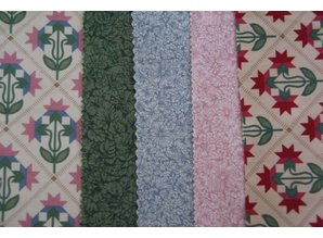 Moda Panel met bijpassende stofjes