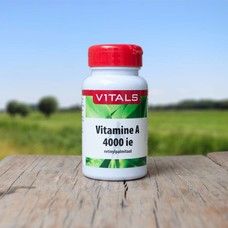 Vitals Vitamine A