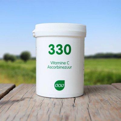 AOV Vitamine C als Ascorbinezuur 330