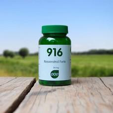 AOV Resveratrol Forte 916