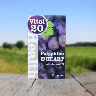 Vital 20 Good for  Heart