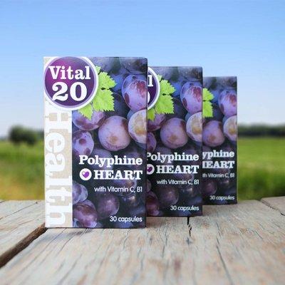 Vital 20 Good for Heart  3 stuks voordeelaankoop