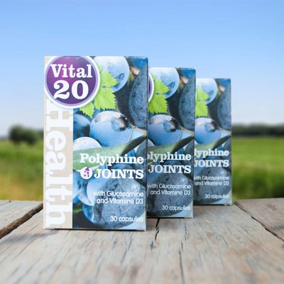 Vital 20 Polyphine JOINTS  3 stuks voordeel
