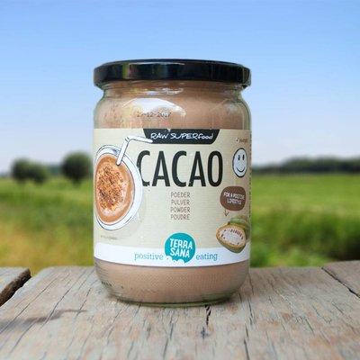 Terrasana Raw Cacaopoeder antioxidant