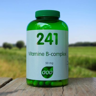AOV Vitamine B-complex 180 vc