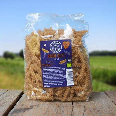 Glutenvrije Bruine Rijst Pasta