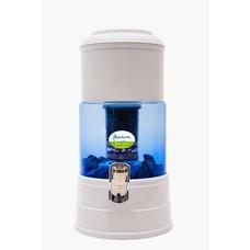 Aqualine 5 liter glas, alkalisch