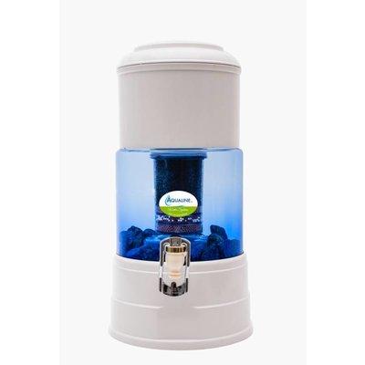 Aqualine 5 liter alkalisch, glas, alkalisch