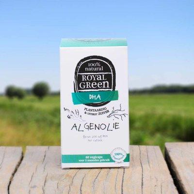 Royal Green Algenolie capsules