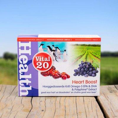 Vital 20 Heart Boost pakket