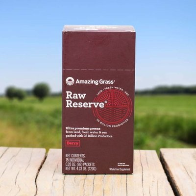 Raw Reserve Berry sachets
