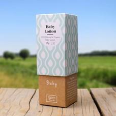 Skalaris Organic Baby Lotion