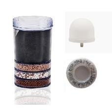 Jaarset filters Aqualine 5 liter, alkalisch