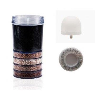 Jaarset filters Aqualine 12 liter, alkalisch