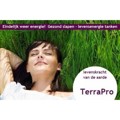 TerraPro Aardingsmat 1 Persoons  80 x 200