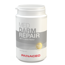 Panaceo Zeoliet Med Darm Repair, 200 Capsules