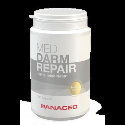 Panaceo Zeoliet Med Darm Repair, 180 Capsules