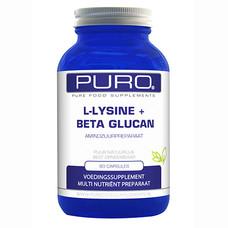 Puro L-Lysine met Bèta Glucan