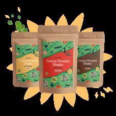 Yamba Moringa Green proteïne shake probeerpakket