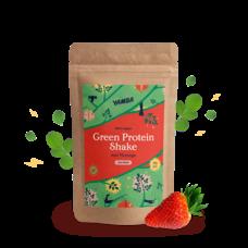 Yamba Moringa Green Proteïne shake aardbei