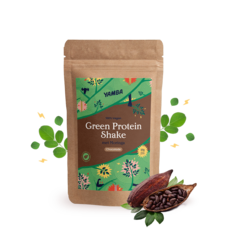 Yamba Moringa Green Proteïne shake chocolade