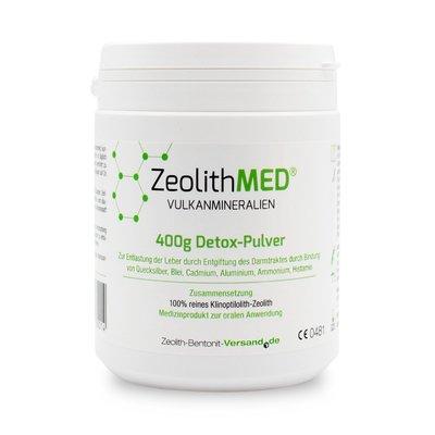 Zeoliet Detox poeder 400 gram