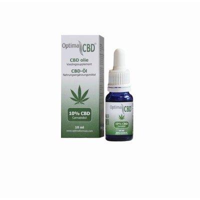 CBD 10% olie