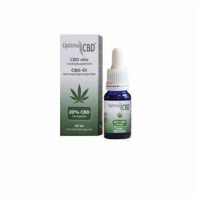CBD olie 20%