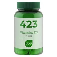 AOV 423 Vitamine D3 75 mcg