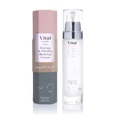 Skalaris Vital,  Energy & Vitality Reviving Cream