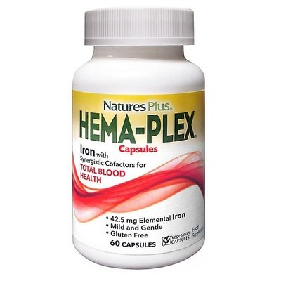 Natures Plus Hemaplex tabletten
