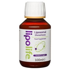 Lipolife Liposomaal Glutathione SF 100 ml