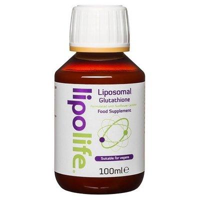 Lipolife Lipolife Liposomaal Glutathione SF 100 ml