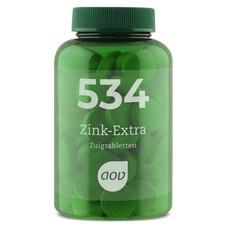AOV Zink-extra zuigtabletten 534