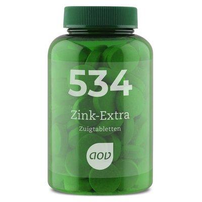 AOV Zink-zuigtabletten 534