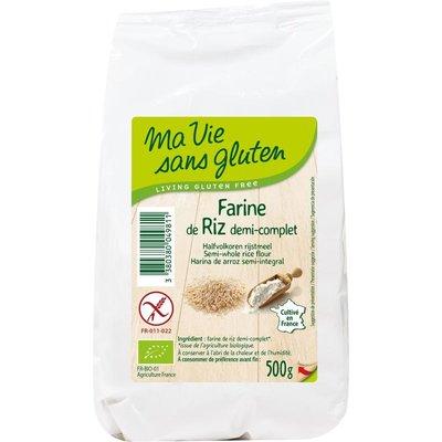 Ma Vie Sans biologisch rijstemeel, glutenvrij