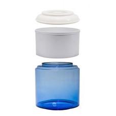 Aqualine glazen vervangingsbak 12 liter